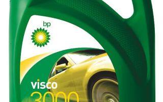 BP Visco 3000 10W-40: качественная полусинтетика на защите вашего двигателя