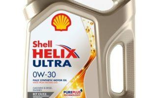 Shell 0w30