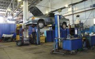 Особенности ремонта легкового автомобиля
