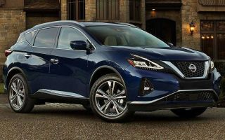 Nissan Murano от официального дилера – верное решение
