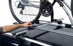 Велобагажники для автомобиля: применение и распространенные виды
