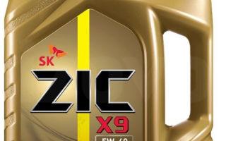 ZIC X9 5W40