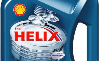 Масло Shell Helix HX7 10w 40 — идеальный выбор для умеренного климата