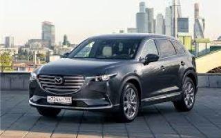Mazda CX-9: больше, чем кажется