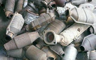 Устройство для фильтрации выхлопных газов