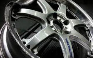 Особенности ремонта автомобильных дисков