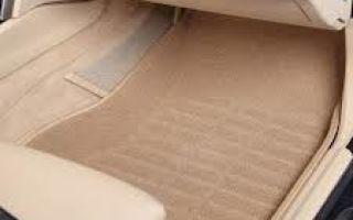 Как подобрать коврик в авто