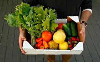 Особенности доставки продуктов питания