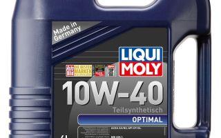 LIQUI MOLY 10W-40 Optimal: стоит ли переплачивать за синтетику?