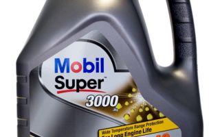 Mobil Super 3000 x1 5w 40: технические характеристики, как отличить подделку
