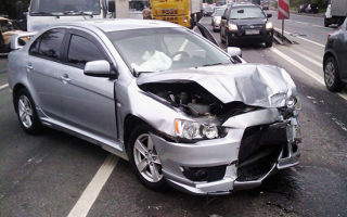 Как выгодно продать автомобиль после аварии?