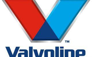 Масло Valvoline — американское моторное масло с полуторавековой историей