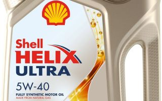 Shell Helix Diesel Ultra 5w40: характеристики Шелл Хеликс Ультра 5w40 дизель