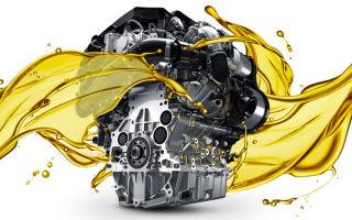 Сколько масла обычно потребляет исправный двигатель?