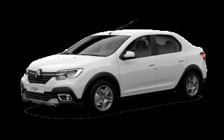 Преимущества современных автомобилей Renault Logan Stepway