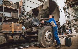 Ремонт грузового транспорта любых марок и моделей
