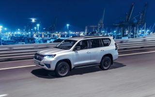 Обзор рамных внедорожников Toyota Fortuner и Toyota Land Cruiser Prado