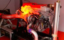 Рабочая температура масла в двигателе