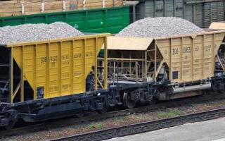Особенности организации железнодорожных перевозок для сыпучих грузов