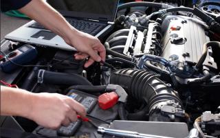 Диагностика и ремонт автомобильного двигателя