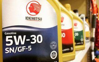 Масло IDEMITSU: моторное масло Идемитсу подбор масла по авто, как отличить подделку, ассортимент
