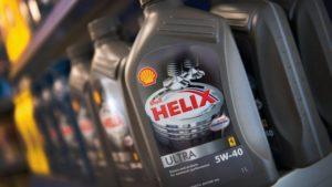 Shell helix ultra 5w40