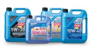 Моторные масла 10w 40
