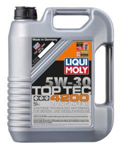Liqui Moly 5w-30 Top Tec