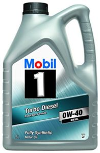 Mobil 1 0w-40 Turbo Disel