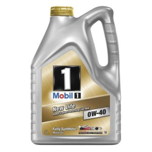 Mobil 1 0w40 New Life