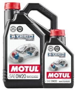 Motul Hybrid 0W20