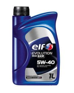 ELF Evolution 900 SXR 5w40 1 литр