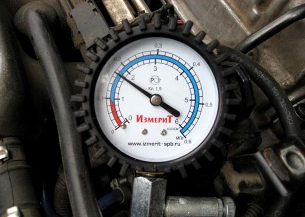 Давление масла в дизельном двигателе что нужно знать