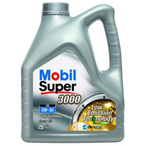 mobil super 3000 xe 5w 30