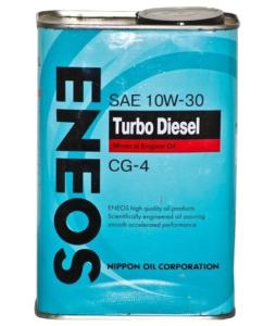 Eneos Turbo Diesel Mineral CG-4 10W-30