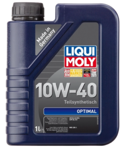 LIQUI MOLY Optimal 10W-40 1 л.