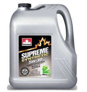 Petro Canada Supreme Synthetic 5W-30