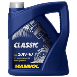 Масло Mannol Classic 10W-40