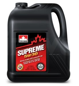 Petro Canada Supreme 5W-30