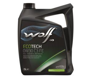 Wolf ECOTECH 0W30 C3 FE