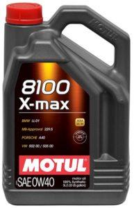 Motul 8100 X-max 0W-40