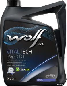 Wolf VITALTECH 5W30 D1
