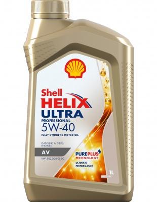Shell Helix Ultra Professional AV 5W40