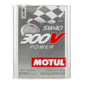 Motul 5W40 300V Power