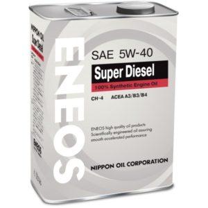Eneos 5W40 Super Diesel