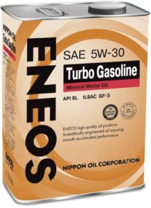Eneos Turbo Gasoline 5w-30