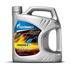 Gazpromneft Premium N 5w40