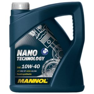 Mannol Nano Technology 10W-40