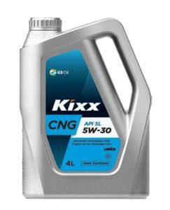 Kixx CNG 5W-30