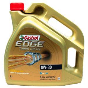 Castrol EDGE TURBO DIESEL 0W-30